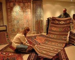 Antika halı yıkama